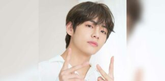 BTS Member V's Fan Stopped By Security After Rushing Up To The Singer In New York