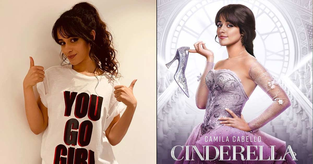 Camila Cabello found wearing less makeup for 'Cinderella' scary