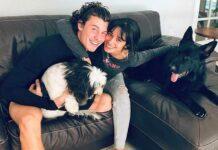 Camila Cabello says Shawn Mendes talks in his sleep