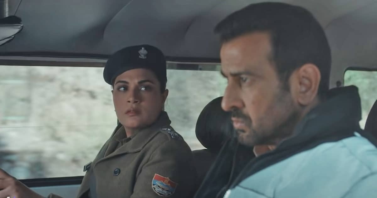 Candy Review Starring Richa Chadha & Ronit Roy