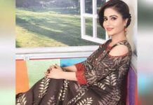 Charrul Malik says shooting for comedy show relieves her tension