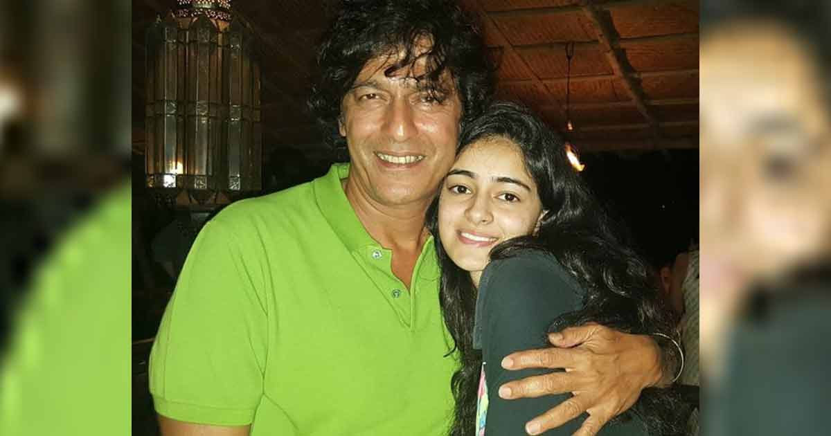 Chunky Panday: Ananya cooks up stories, never food!