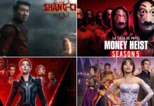 Cinderella, Shang-Chi, Black Widow and more, Gear up for a fabulous weekend with these 5 new offerings!