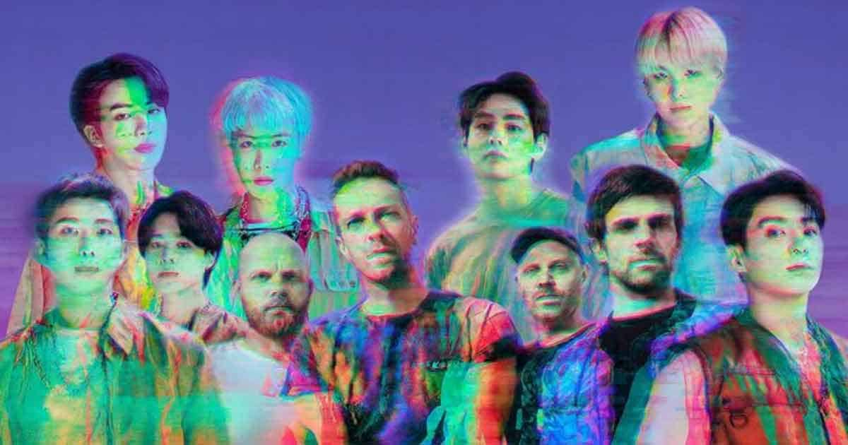 Coldplay, BTS' maiden collaboration 'My Universe' to release on Sep 24