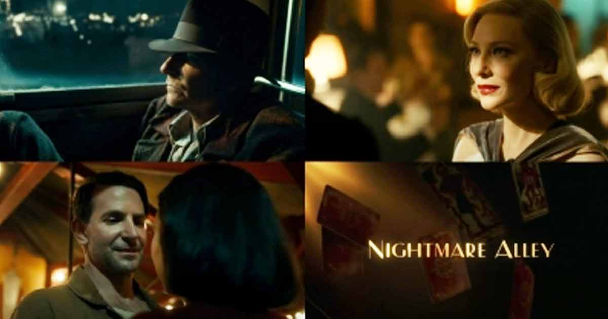 'Nightmare Alley' Trailer Gives A Chilling First Look Into Guillermo Del Toro's Next