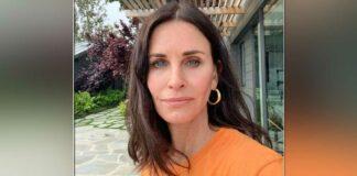 Courteney Cox shares supernatural encounter