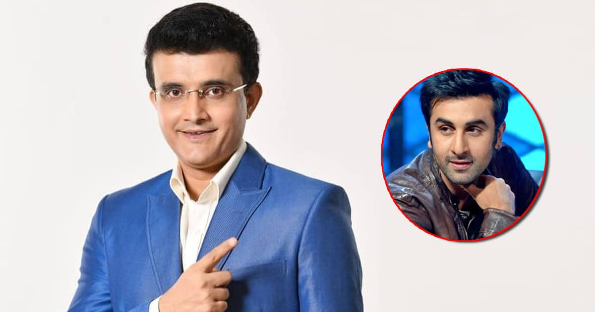 Cricket Legend Sourav Ganguly's Biopic Confirmed! Ranbir Kapoor To Play The Role Of 'Dada'? Deets Inside