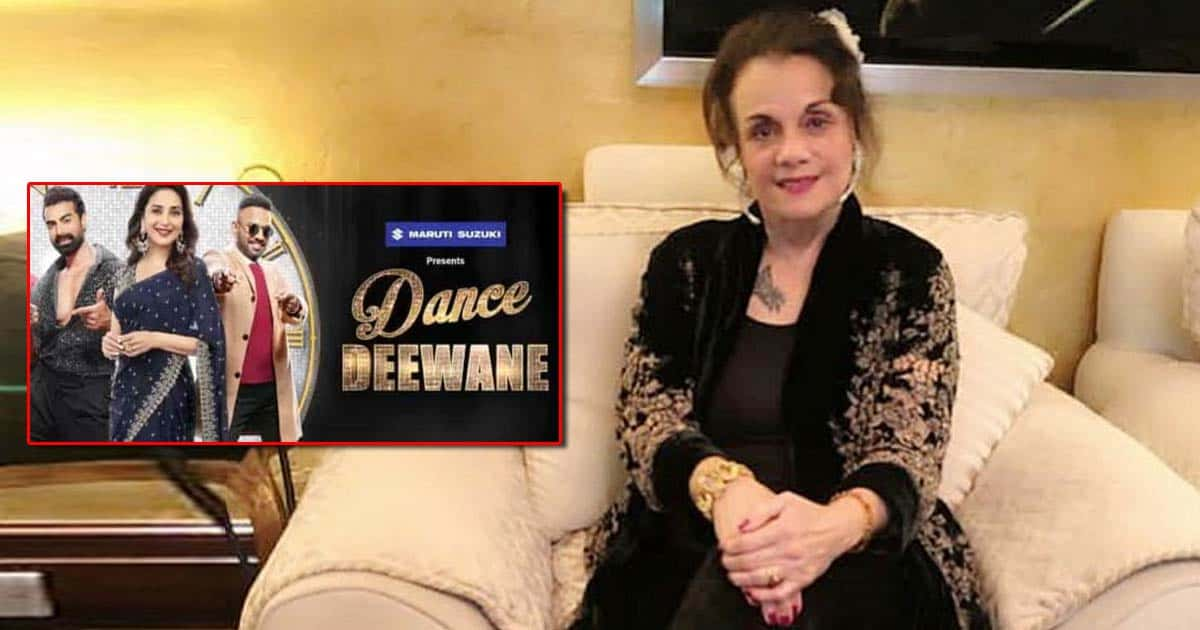 Dance Deewane 3: Mumtaz Refused To Turn Up On The Dance Reality Show