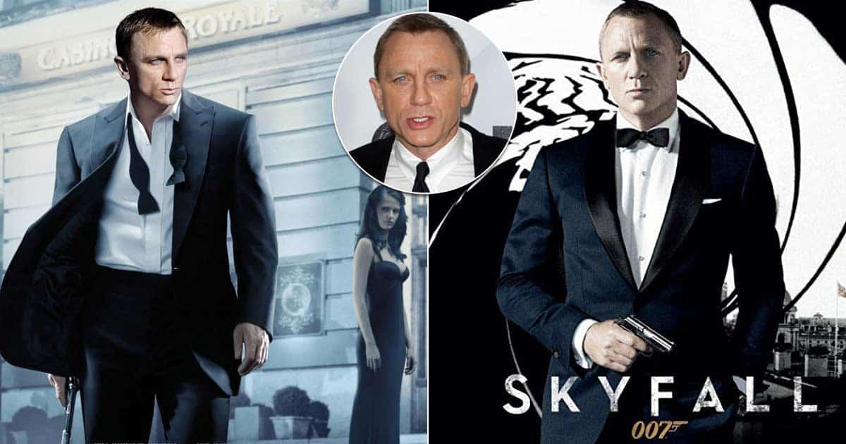 Daniel Craig As James Bond At Box Office