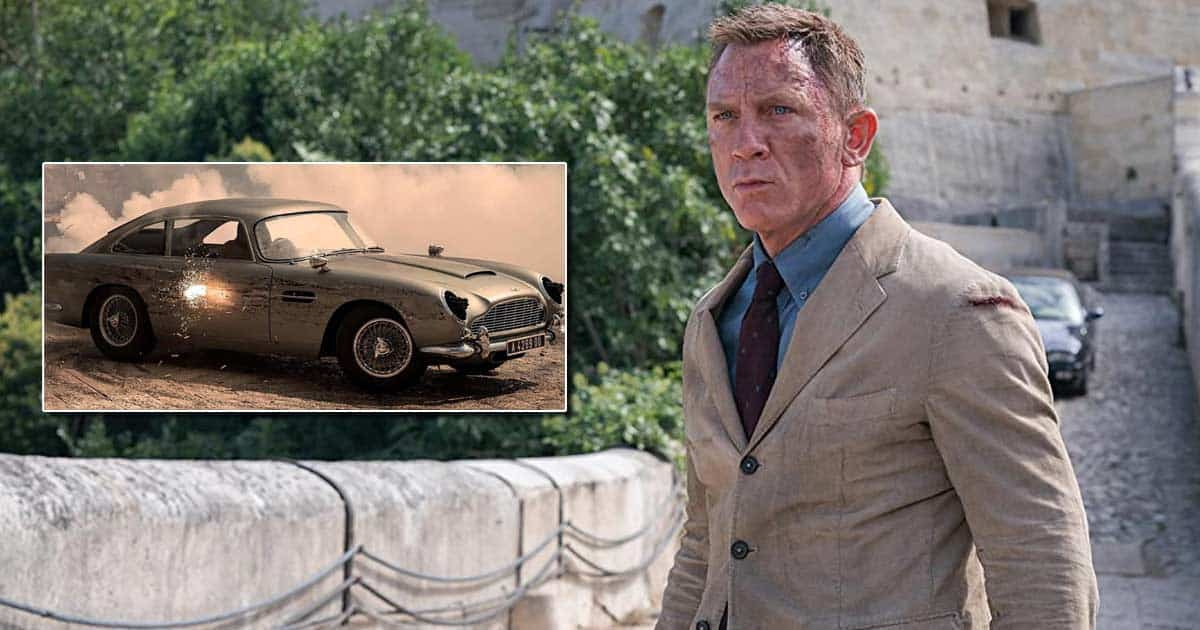Daniel Craig Hoped To Keep The Aston Martin From His Latest Bond Movie, But Was Denied