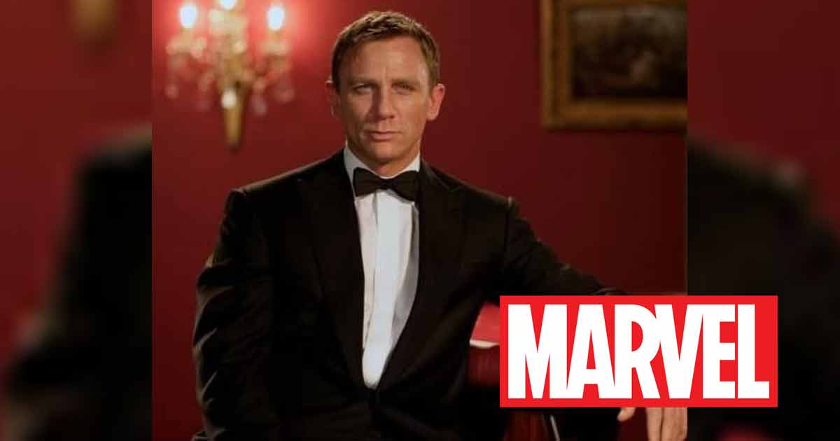 Daniel Craig To Be The Newest Entry In The MCU?