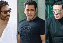 Delhi–Based Lawyer Files Case Requesting The Arrest Of 38 Celebs Including Salman Khan, Ajay Devgn & Akshay Kumar