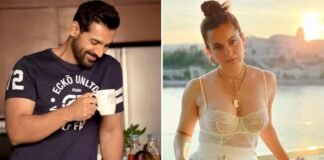 Did You Know? John Abraham Once Reportedly Got 'Carried Away' During A S*x Scene & Bruised Kangana Ranaut!