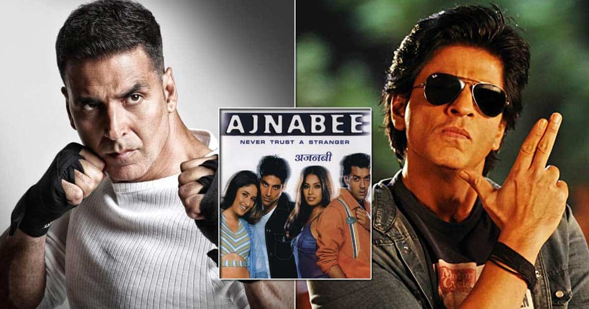 Did You Know? Shah Rukh Khan Rejected Akshay Kumar's Role In Ajnabee
