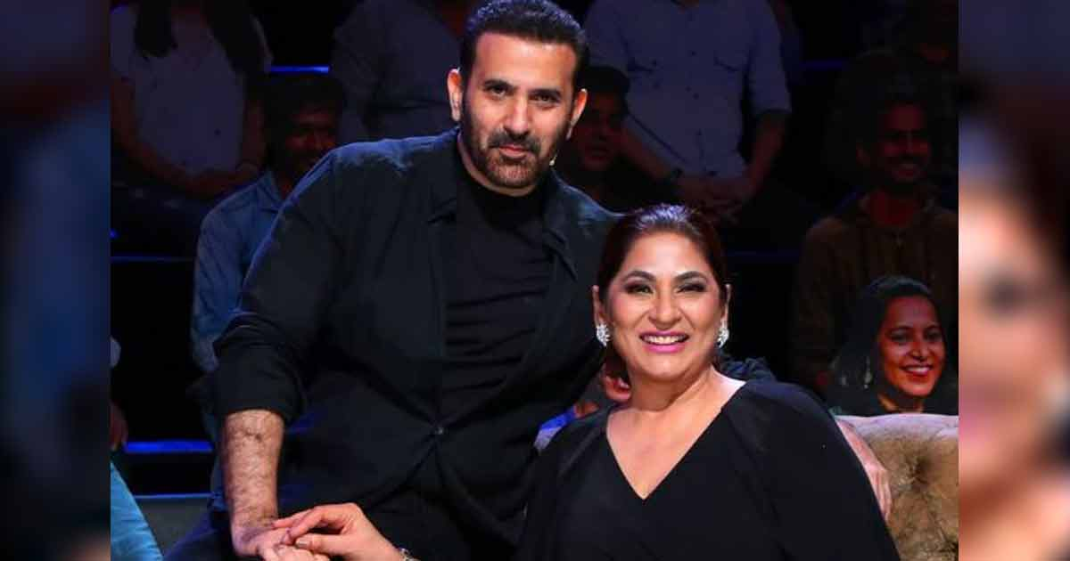 Archana Puran Singh & Parmeet Sethi's Love Story Was Nothing Less Than A Bollywood Film