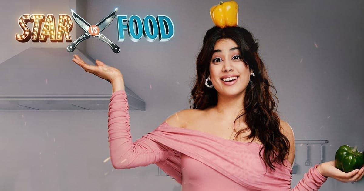 Discovery Plus' Star VS Food 2 Episode 1 Ft. Janhvi Kapoor