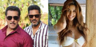 Disha Patani recalls what's it like to work with Salman, Prabhu Deva