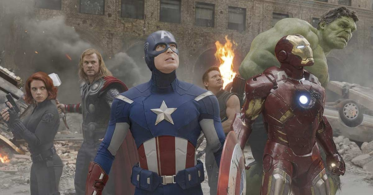 Disney Sues Heirs Of Marvel Comic Creators To Keep Rights Of Avengers' Characters From Copyright Termination