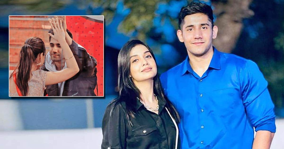 Divya Agarwal breaks down on seeing boyfriend Varun Sood in 'Bigg Boss OTT' house