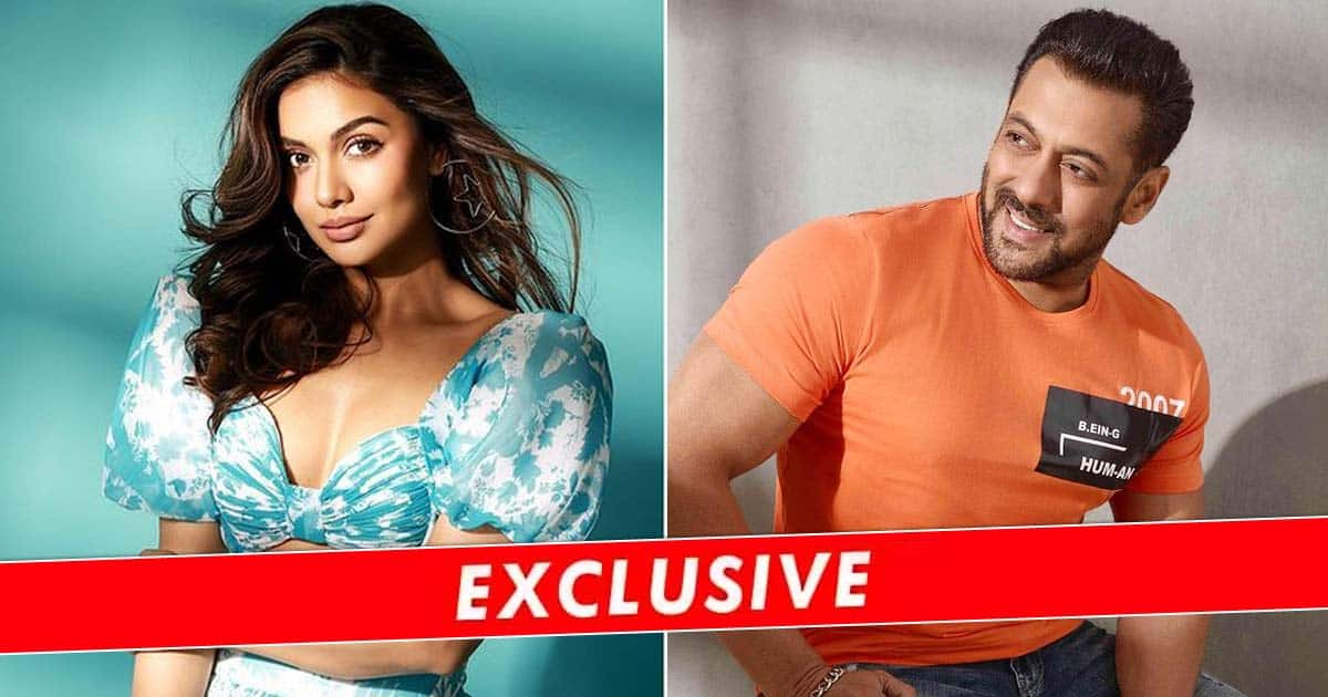 Exclusive! Divya Agarwal Will Be Submissive When It Comes To Salman Khan!(Photo Credit: Instagram)
