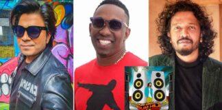 DJ Bravo teams up with Ankit Tiwari, Nakash Aziz for 'Dum Laga Ke Bum Hila'