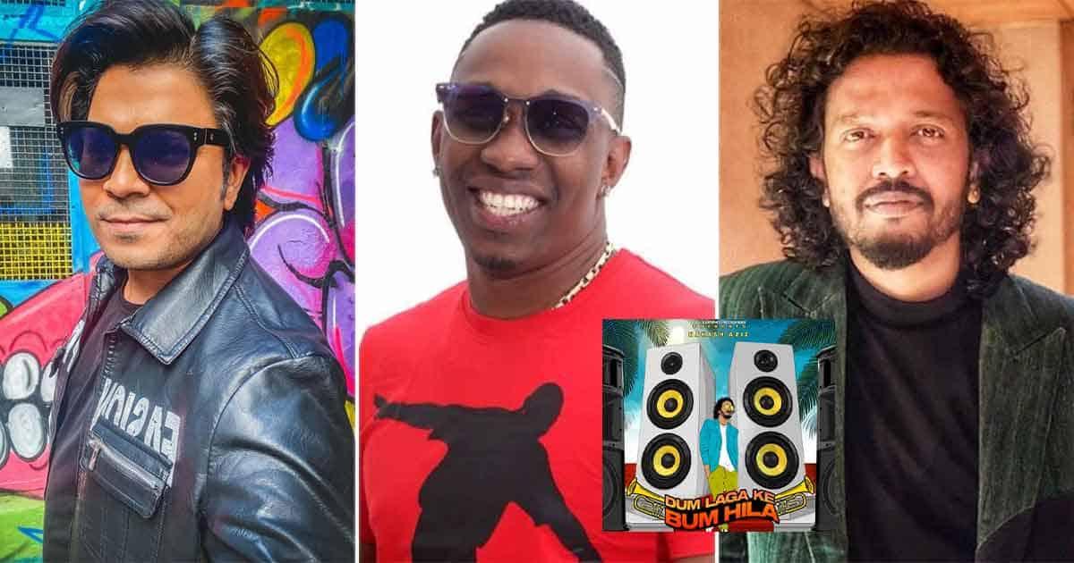 DJ Bravo To Do 'Dum Laga Ke Bum Hila' With Ankit Tiwari & Nakash Aziz