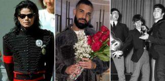 Drake breaks MJ, Beatles' record on Billboard Hot 100, makes history