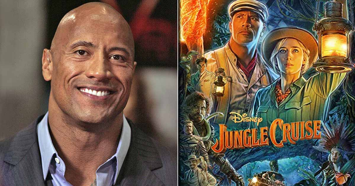 Dwayne Johnson Opens Up On Jungle Cruise & It's Worth A Read!