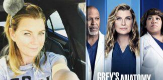 Ellen Pompeo hints at 'Grey's Anatomy' end