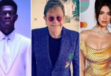 Elton John teams up with Lil Nas X, Dua Lipa for 'Lockdown Sessions'