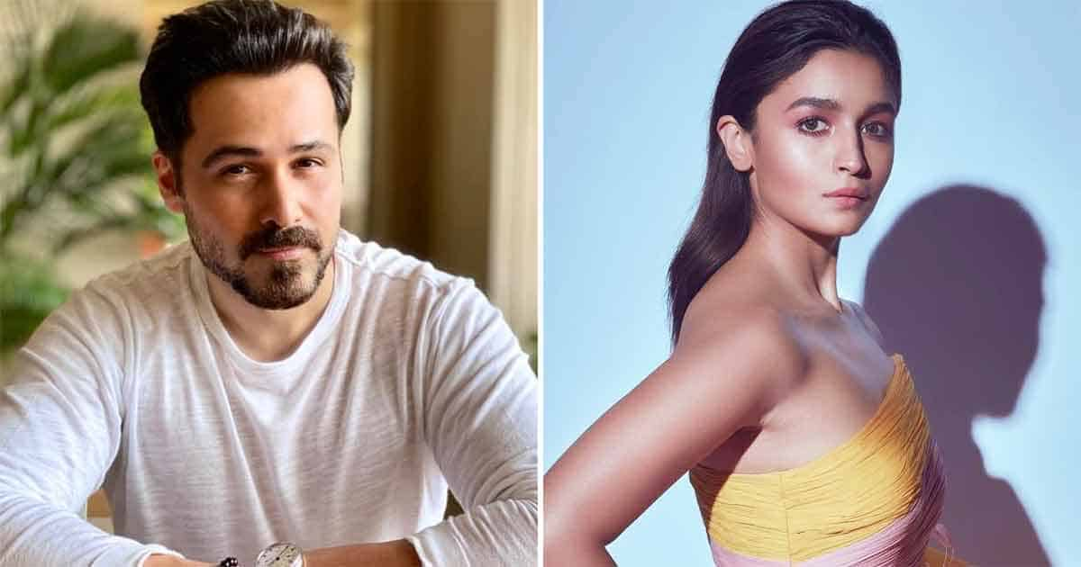 What! Emraan Hashmi Once Refused A Movie Opposite Alia Bhatt, Read To Know The Reason