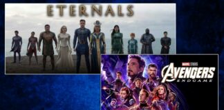 Eternals Runtime Revealed & It's Long
