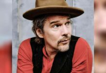 Ethan Hawke is 'trying to stay alive' in the film industry