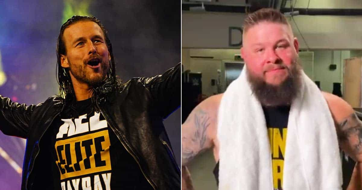 Exciting News About Kevin Owens & Adam Cole