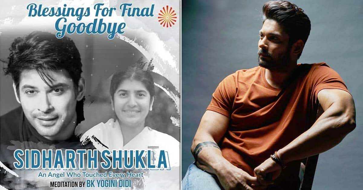 Family To Hold Sidharth Shukla's Prayer Meet Today At 5 PM, Invites Late Actors Fans Through Online Link