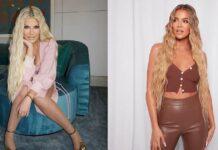 Fans On Social Media Went Crazy As Tori Spelling Looked Like Khloe Kardashian In Her Instagram Photo
