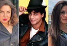 Farah Khan Call Trolls Hypocrite As They Obsess Over Shah Rukh Khan & Kareena Kapoor Khan's Kids Pictures - Deets Inside