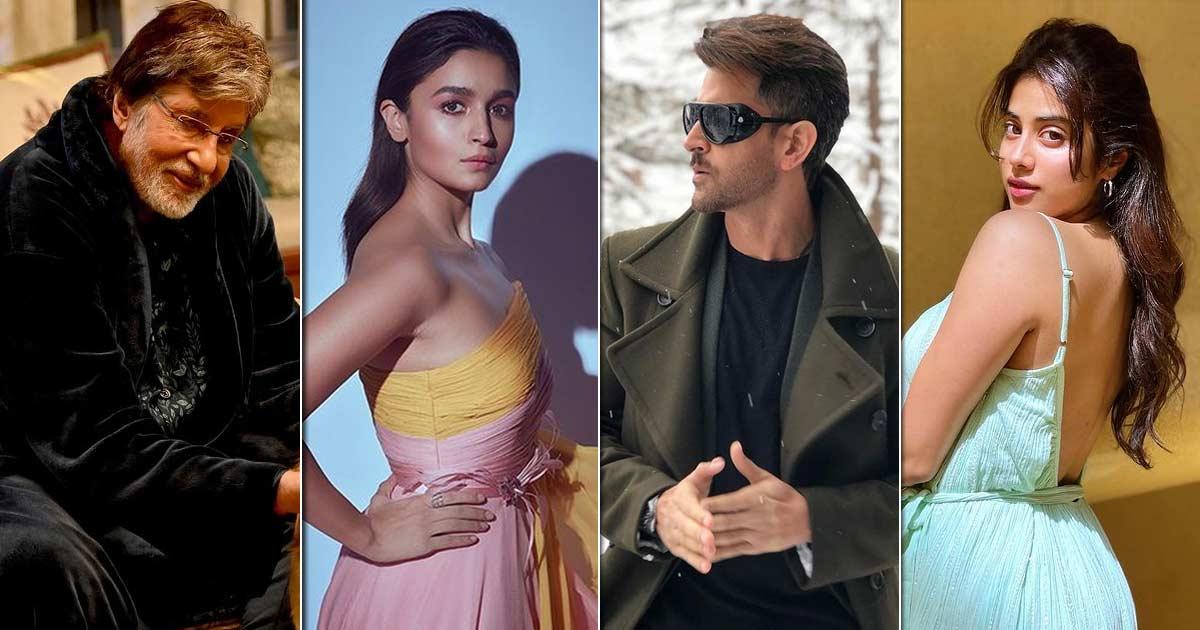 Find out more about the new dream abodes of Amitabh Bachchan, Hrithik Roshan, Rajkumar Rao, Sunny Leonee, Ajay Degn, Janhvi Kapoor, Alia Bhatt , Anand L Rai and Ayushmann Khurrana