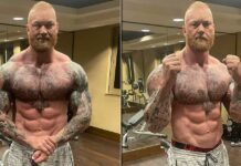 Game Of Thrones' Hafthor Bjornsson Aka The Mountain Has Had A Major Transformation For His Upcoming Boxing Match
