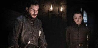 Game Of Thrones Trivia #7: When Masie Williams Said Kit Harington Thought He's Going To Kill The Night King & Jon Snow Actually Knew Nothing