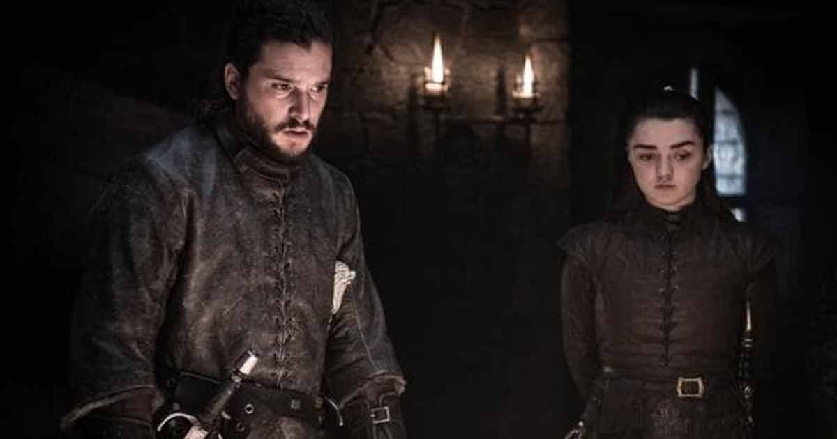 Maisie Williams Once Revealed Funny Trivia About Kit Harington From Game Of Thrones