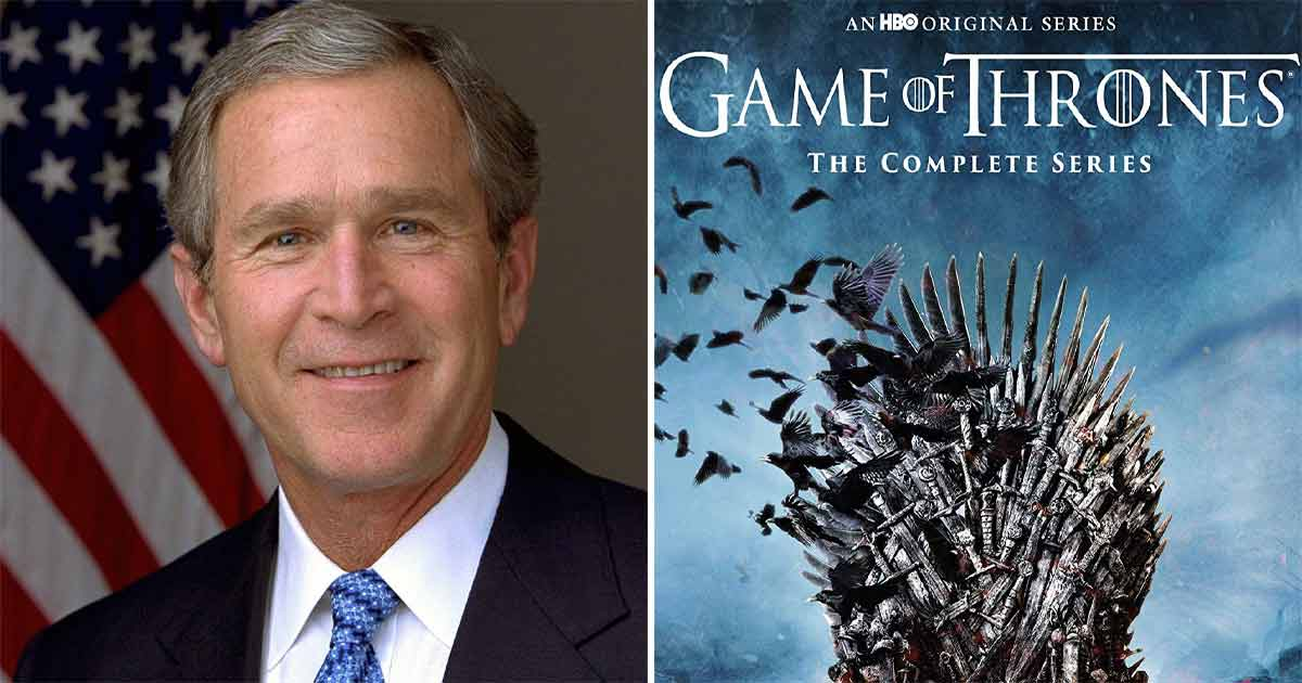 Did You Know? Former US President George W Bush Did An 'Unexpected' Cameo In Game Of Thrones Season 1
