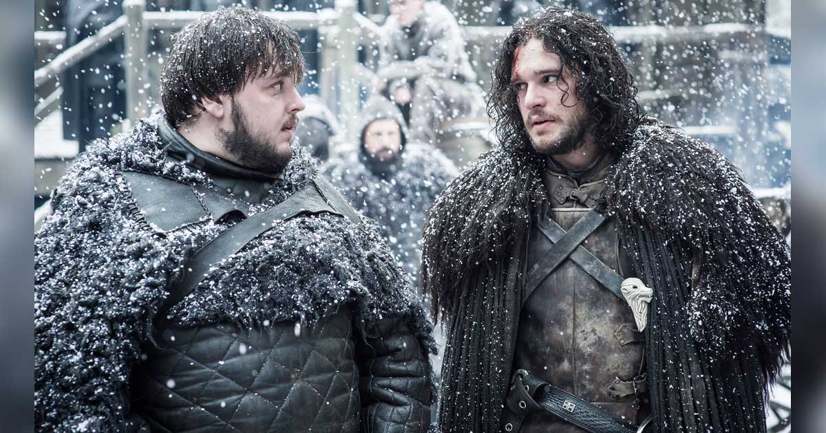 Game of Thrones Trivia #4: Did You Know? Kit Harington aka Jon Snow & The Night's Watch's Capes Were Made From IKEA Rugs!