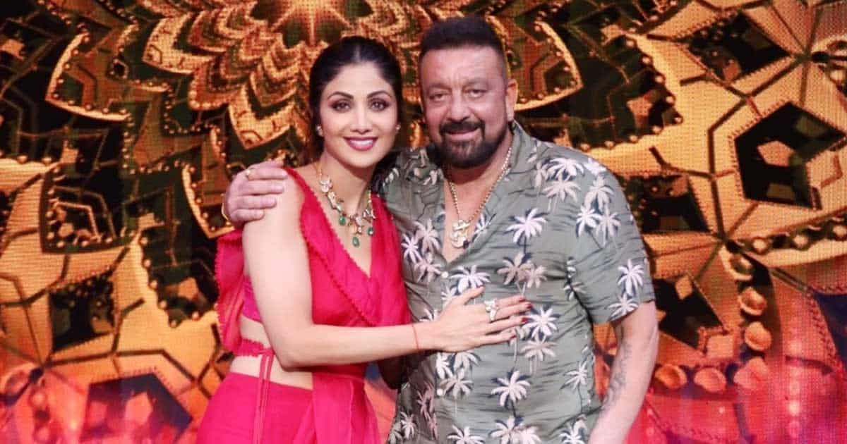 Ganpati Special of 'Super Dancer - Chapter 4' to feature Sanjay Dutt this weekend