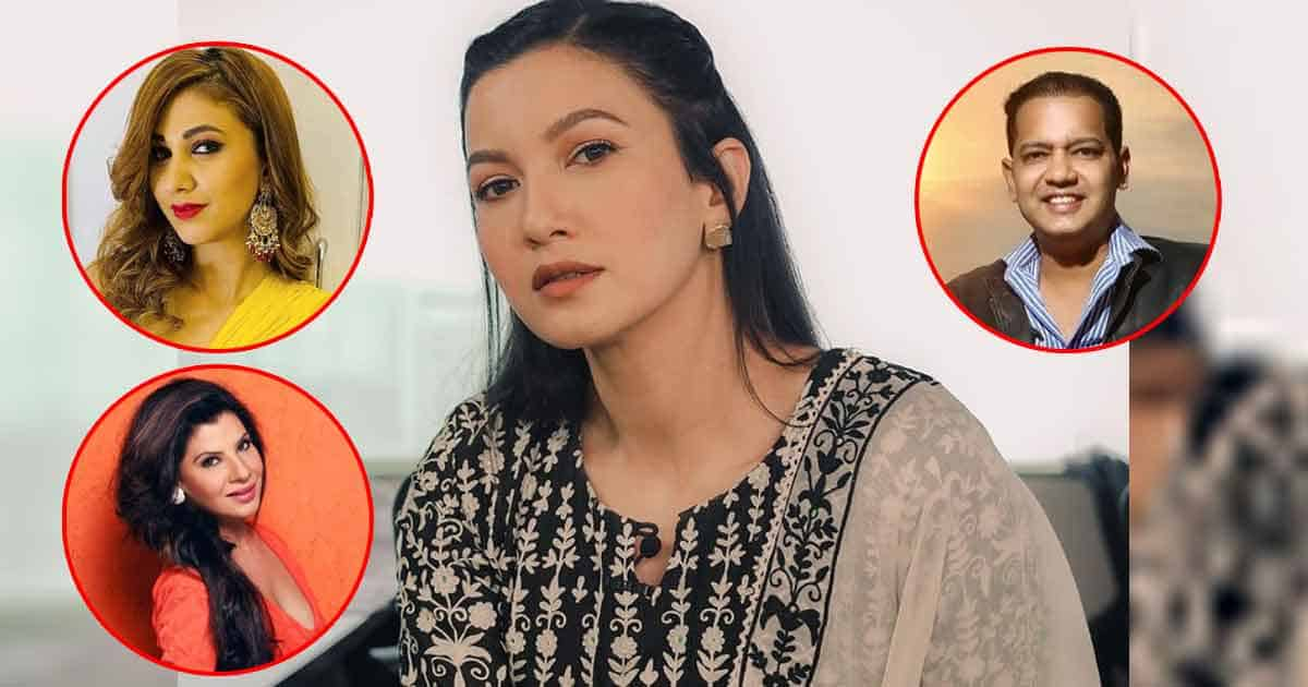 Gauahar Khan Slams Celebrities Who're Letting Out Details Of Sidharth Shukla's Family