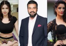 Gehana Vasisth Claims Sherlyn Chopra Dragged Raj Kundra To Make Bold Content, Read On
