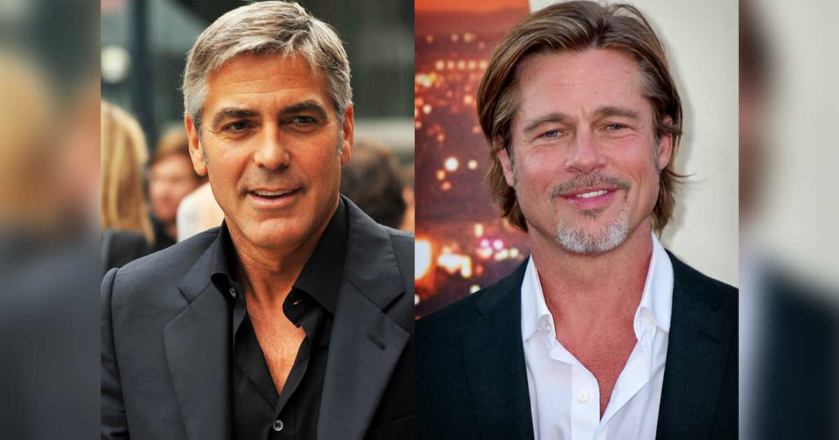 George Clooney Once Revealed A Prank He Pulled Of Which Could Have Gotten Brad Pitt Arrested