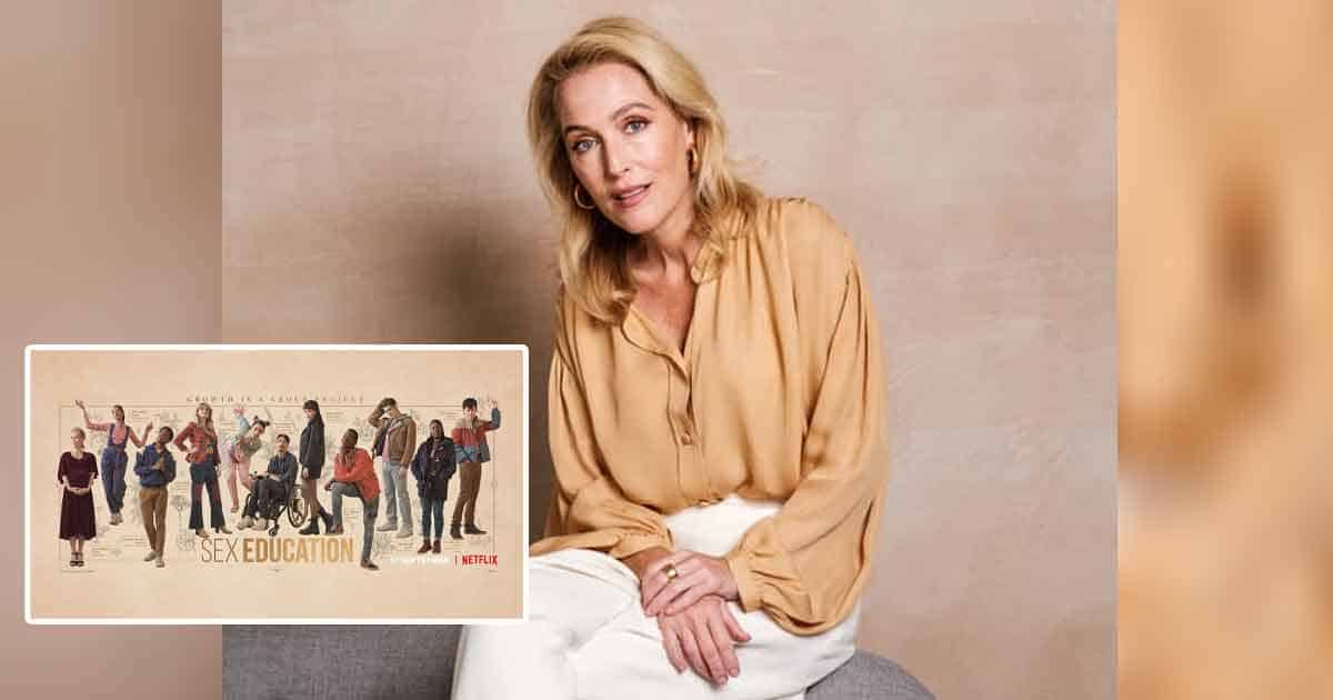 Sex Education: Gillian Anderson Bans Her Kids From Watching Her Netflix Series