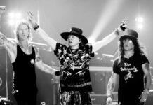 Guns N' Roses latest single 'Hard Skool' unveiled