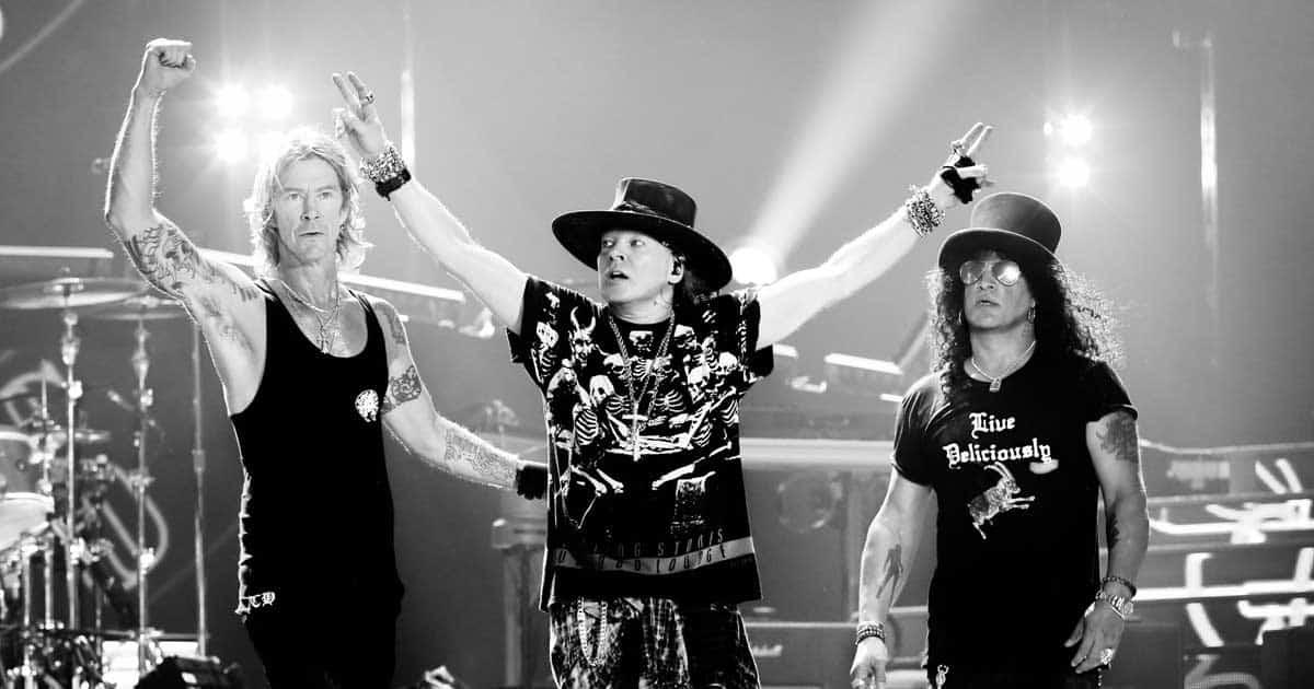 Guns N' Roses' Latest Single 'Hard Skool' Brings Back The Old-School Energy!